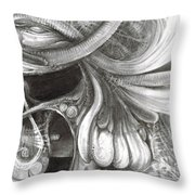 Fomorii Pod Throw Pillow