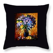 Fondness Throw Pillow