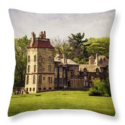 Fonthill By Day Throw Pillow