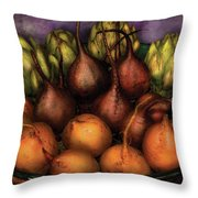 Food - The Harvest Throw Pillow