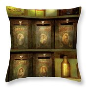 Food - The Spice Extends Life  Throw Pillow