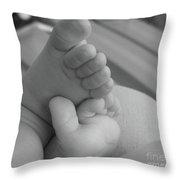 Foot Joy....... Throw Pillow