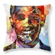 For A Colored World Throw Pillow