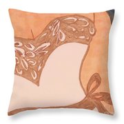 For A Wedding In May Or June Throw Pillow