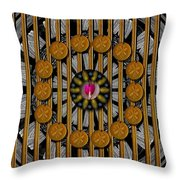 For Good Luck Throw Pillow