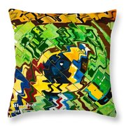 For Harriesvale Mews H A Throw Pillow