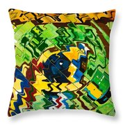 For Harriesvale Mews H B Throw Pillow