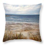 For Love Of The Sea Throw Pillow