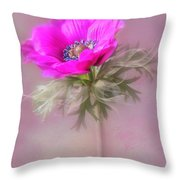 For My Valentine. Throw Pillow