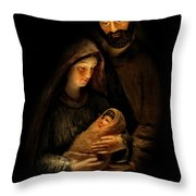 For Our Salvation Throw Pillow