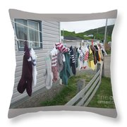 For Sale Throw Pillow