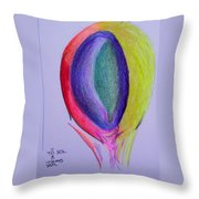 For Sol Throw Pillow