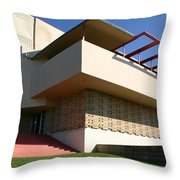For The Love Of Architecture 01 Throw Pillow