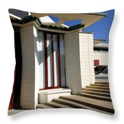 For The Love Of Architecture 02 Throw Pillow