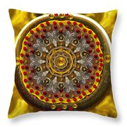For The Love Of  Art In Fantasy Style Throw Pillow