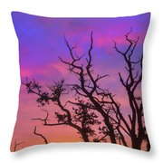 For The Love Of Sunrise  Throw Pillow