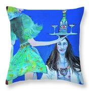For You And For Me Throw Pillow