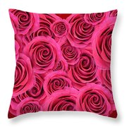 For You, For Love Throw Pillow