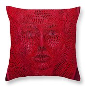 Forbidden Fruit Is The Second Picture Throw Pillow
