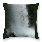 Force Of Gravity Throw Pillow