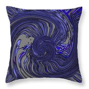 Force Of Nature Throw Pillow by Tim Allen