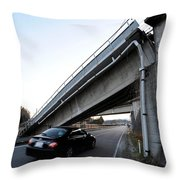 Forces Of Nature Throw Pillow