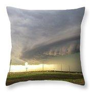 Forces Of Nebraska Nature 043 Throw Pillow