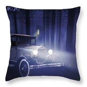 Ford 1929 Throw Pillow