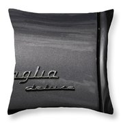 Ford 2 Throw Pillow