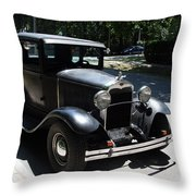 Ford A 1931 Throw Pillow