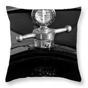 Ford Boyce Motometer Throw Pillow