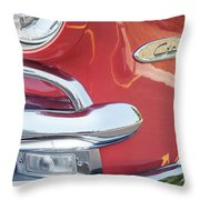 Ford Crestline Throw Pillow