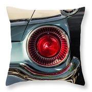 Ford Fairlane 500 Throw Pillow