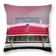 Ford Fairlane Throw Pillow