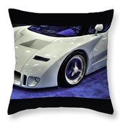 Ford G T90 V2 Throw Pillow