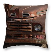 Ford Throw Pillow