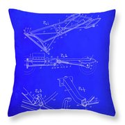 Ford Motor Vehicle Drawing 1b Throw Pillow