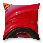 Ford Roadsters Throw Pillow