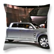 Ford Super Chief Concept  Throw Pillow