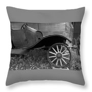 Ford T Throw Pillow