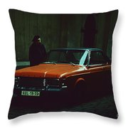 Ford Taunus 20m Rs Coupe Throw Pillow