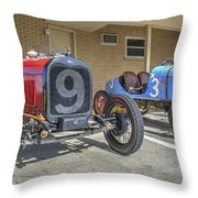 Fords 9 And 3 Throw Pillow
