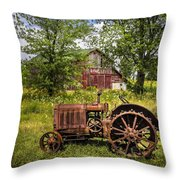 Forefathers Throw Pillow