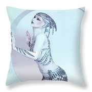 Foreign Throw Pillow