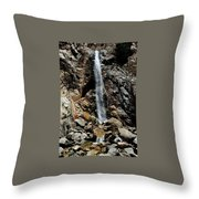 Forest Falls, Ca Throw Pillow