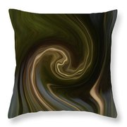 Forest Illusions-whispers On The Wind Throw Pillow