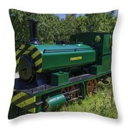 Forester Throw Pillow