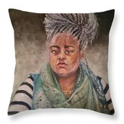 Forever 21  Throw Pillow by Rosemary Kavanagh