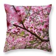 Forever Faithful Throw Pillow