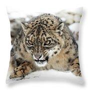 Forever Wild Throw Pillow